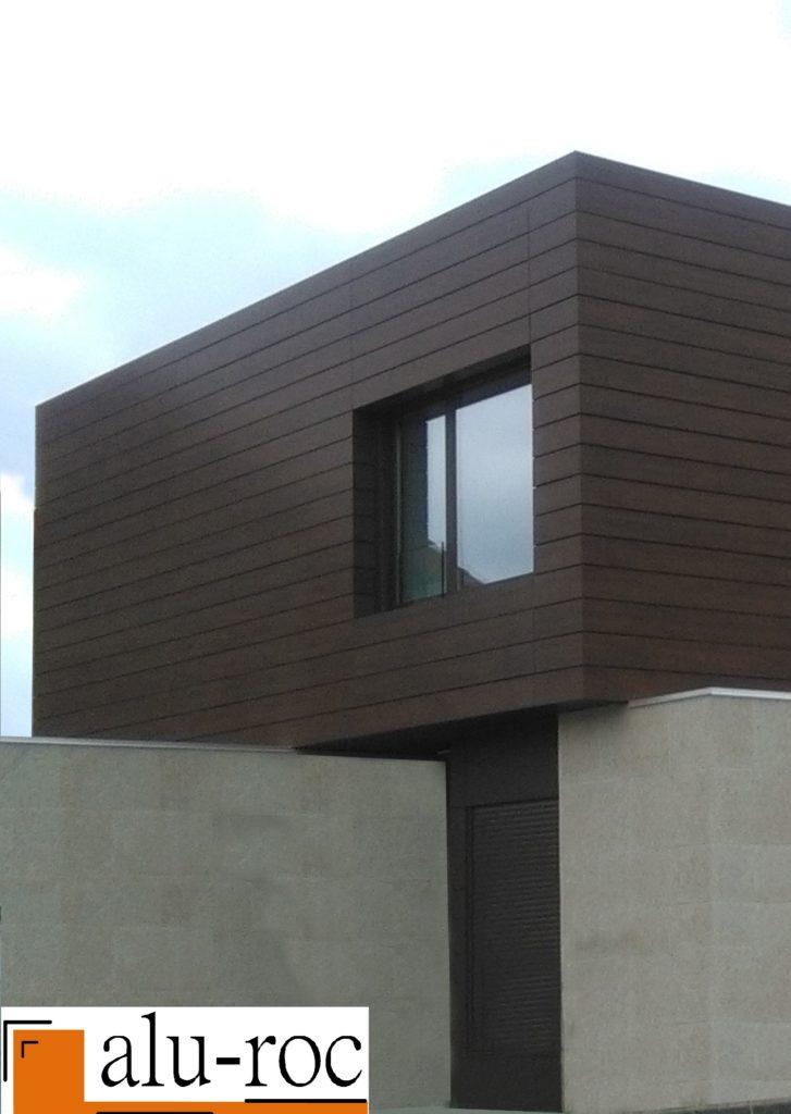 comprar panel composite imitación a madera