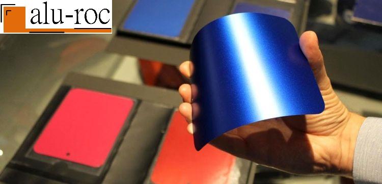 Suministro de paneles de composite en colores RAL
