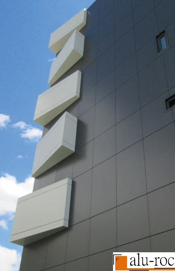 Comprar panel de composite de aluminio en colores