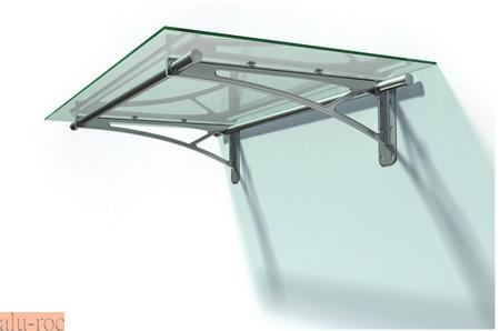 Marquesinas policarbonato for Materiales para cubiertas exteriores