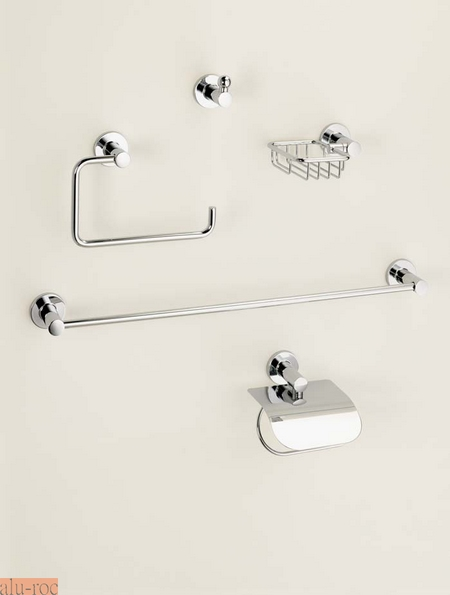 Radiador toallero el ctrico he681 for Conjunto de accesorios de bano