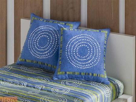 Cojines decoraci n - Decorar cama con cojines ...