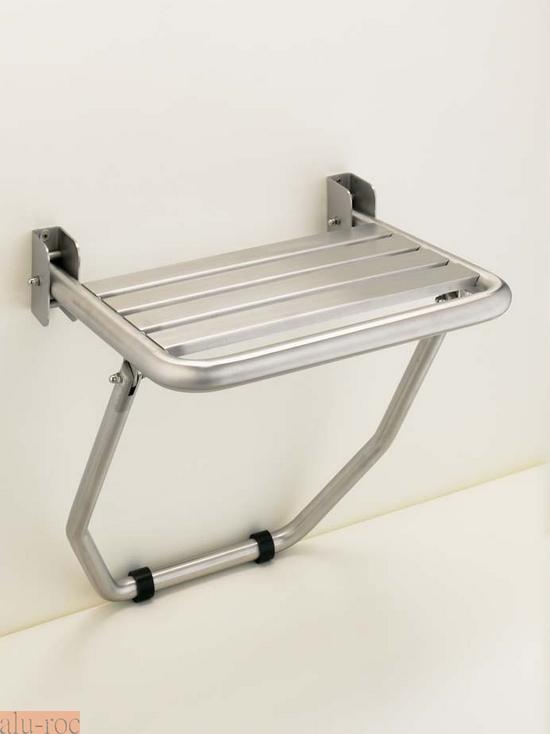 Baño Discapacitados Medidas:Asiento plegable para baño para personas con movilidad reducida