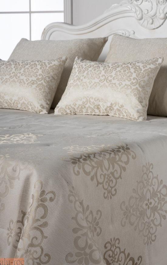 Colcha edred n luxury for Medidas colcha cama 135
