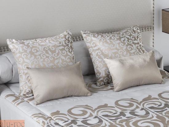 Alu roc com tu tienda online de confianza profesional - Decorar cama con cojines ...