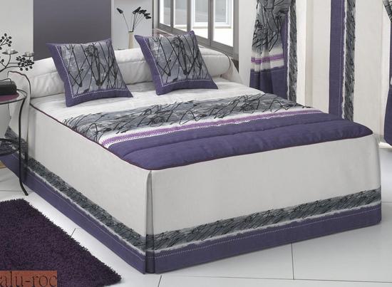 Colcha edred n invierno adina for Colchas para camas de 150 con canape