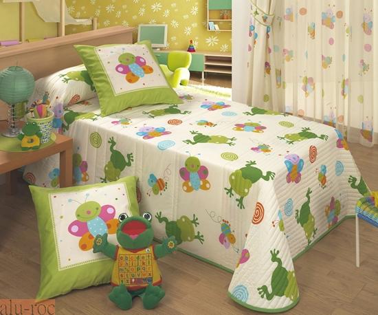 Copriletto butterfly for Colchas para camas de 150 con canape