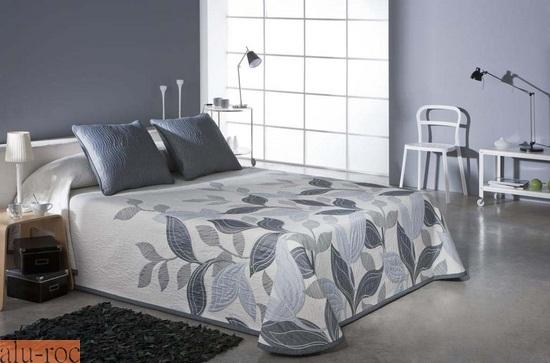 Decoraci n textil cortinas coordinadas con cojines y - Colchas y cortinas modernas ...