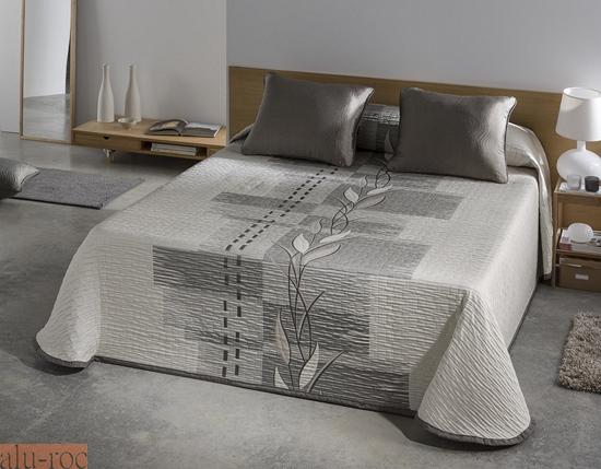 Colcha zen for Colchas para camas de 150 con canape