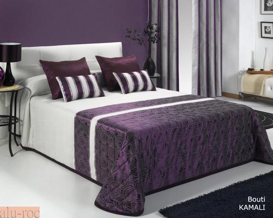 Bouti kamali - Colchas de cama modernas ...