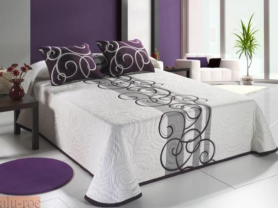 Cubrecama de verano adama for Colchas para camas de 150 con canape