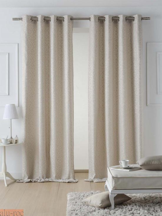 Cortinas jaquard agatha for Ollaos para cortinas