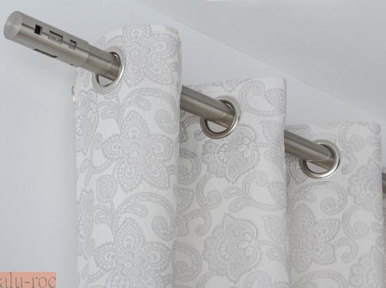 Cortinas flores daniela for Ollaos para cortinas