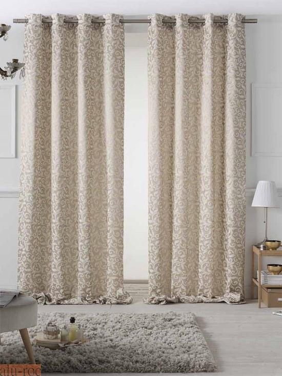 Cortina donatella for Ollaos para cortinas