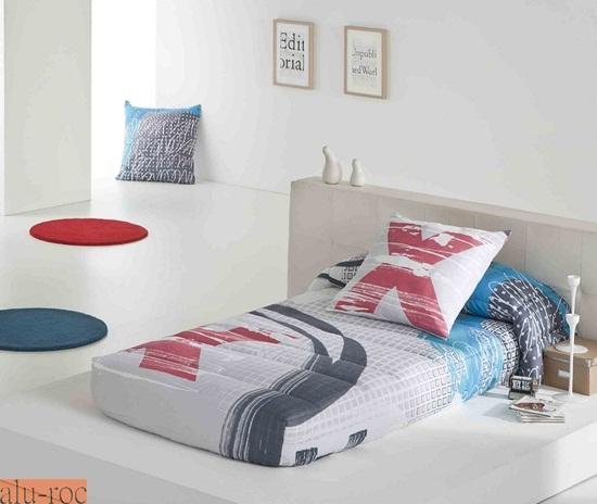 edredones ajustables para cama nido