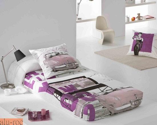 2b168a30 Edredón Ajustable de invierno Audrey para decoración de dormitorio juvenil