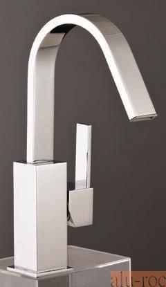 Grifer a grizasa serie matisse monomando lavabo 30104 for Grifos modernos bano