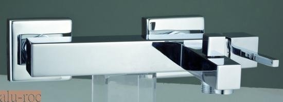 Baño Termostatico Medidas:Grifería de la serie Arba de Grizasa, para baños modernos y