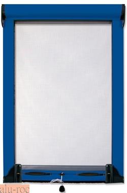 Mosquitera de aluminio enrollable vertical for Recambios mosquiteras