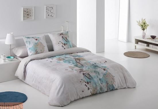 edredn nrdico para decoracin textil de dormitorios juveniles