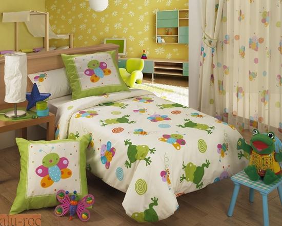N rdico infantil butterfly - Dormitorios infantiles nordicos ...
