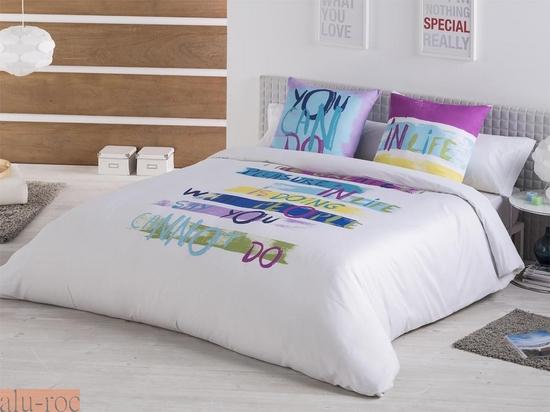 Decoraci n textil cortinas coordinadas con cojines y - Decoracion textil hogar ...