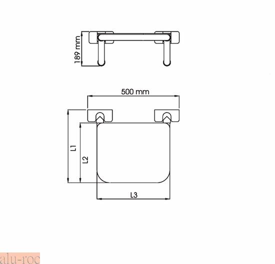 Taburetes Baño Minusvalidos:Asiento de baño de diseño Croquis de silla de baño para personas