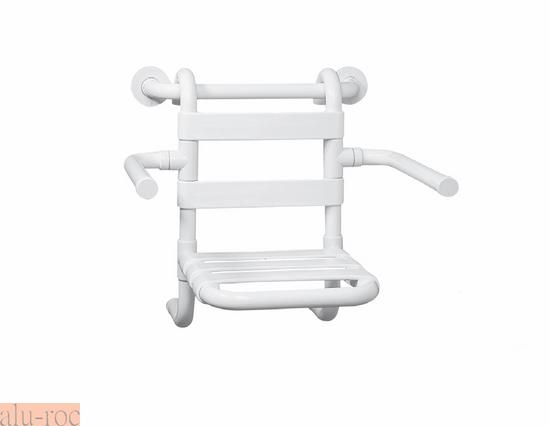 Sillas con respaldo para duchas 16w1 - Duchas con asiento ...