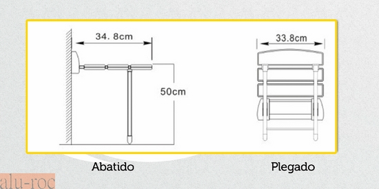 Asiento de ba o ass for Taburete dwg