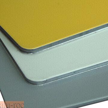 Marquesina de aluminio y chapa composite metal - Tablero para exterior ...